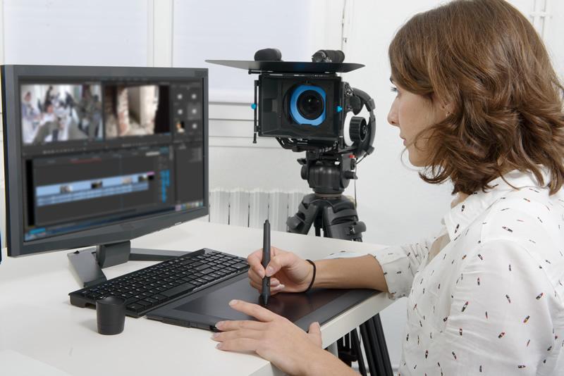制作会社でこれまでにない企業イメージ動画を目指す