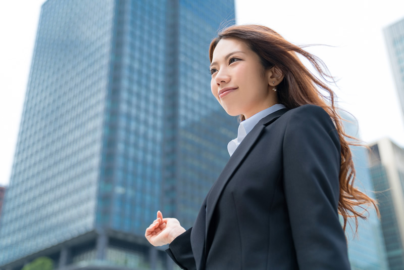 採用難を切り開くには「女性の活躍推進」がカギ