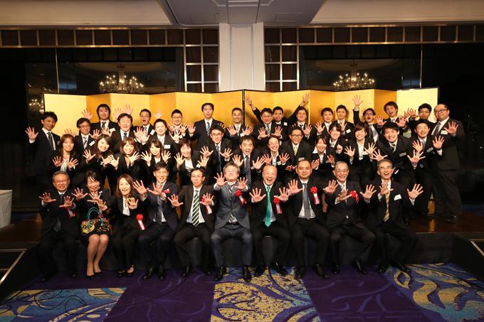 株式会社ハイパー様 創立25周年記念式典